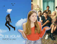 "Dvicio and Lali Are All up in the Clouds With Their Song ""Soy De Volar"" 