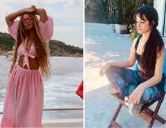 Beyoncé y Camila Cabello