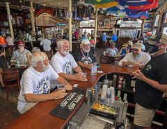Un bar en Florida