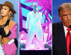 Chiquis Rivera, Maluma y Donald Trump