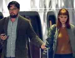 Jennifer Lawrence y Leonardo DiCaprio Don't Look Up
