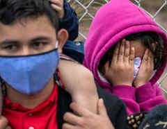 migrantes varados en México
