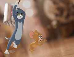 Mira este clip exclusivo de 'Tom & Jerry'