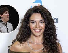 Ebru Sahin, actriz de 'Hercai: Amor y Vengaza, novio Cedi Osman.