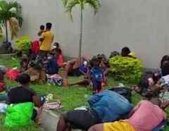 Abandonan a 49 migrantes haitianos escondidos en cañaverales