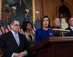 Comité judicial de la Cámara de Representantes este martes en el capitolio.