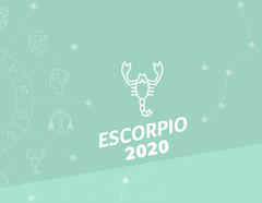Horoscopo escorpio 2020