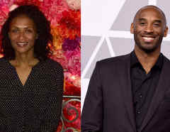 Sharia y Kobe Bryant