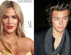 Caroline Flack, Harry Styles