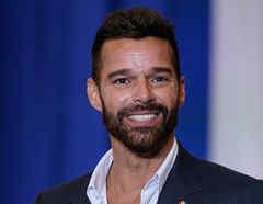 Ricky Martin en Florida 2020