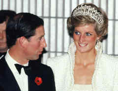 Principe Charles y Diana-1989