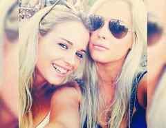 Eliza y Amelia Spencer