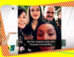 Vicente Fernández episodio denuncia
