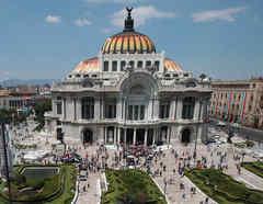 Palacio de Bellas Artes listo para despedir a Juan Gabriel