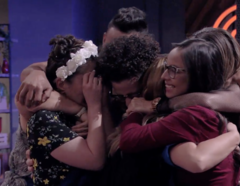Equipo azul gana en MasterChef Latino