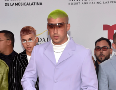 Bad Bunny Premios Billboard