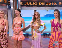 Estilo latino en Miami Swim Week