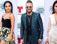 Mejor vestidos de los Latin AMAs 2019