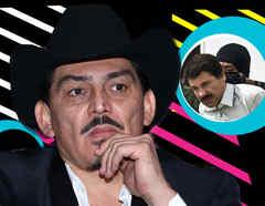 José Manuel Figueroa y El Chapo