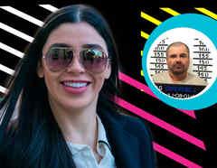 Emma Coronel y El Chapo Guzmán