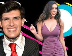 Adriel Favela y Kiarybel Lara