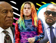 R. Kelly, Tekashi69 y Bill Cosby
