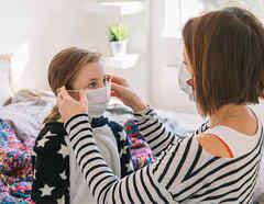 Niños en verano de coronavirus