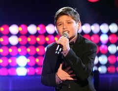 Sean en la final de La Voz Kids
