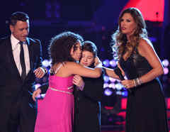 Team Royce en la final de La Voz Kids