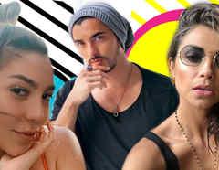 Frida Sofía, Christian Estrada y Ferka