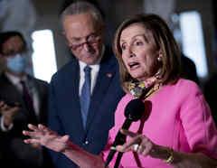 Chuck Schumer,Nancy Pelosi