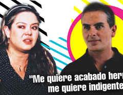 Carissa de León y Xavier Ortiz