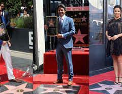 Famosos latinos con estrella en el Paseo de la Fama de Hollywood