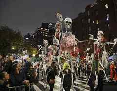 Festejo de Halloween.