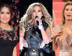 Famosas latinas que son consideradas iconos de belleza universal