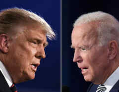 Joe Biden vs. Donald Trump