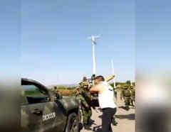 Un grupo armado ataca una patrulla militar en Michocán, México.