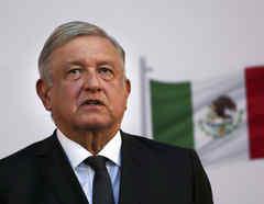 Andrés Manuel López Obrador indicó que comenzará a trabajar con el presidente, Joe Biden, en torno a la problemática migratoria.