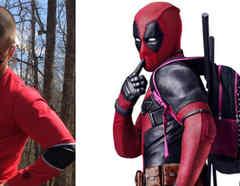 ¿Quién es más guapo, Maluma o Deadpool?