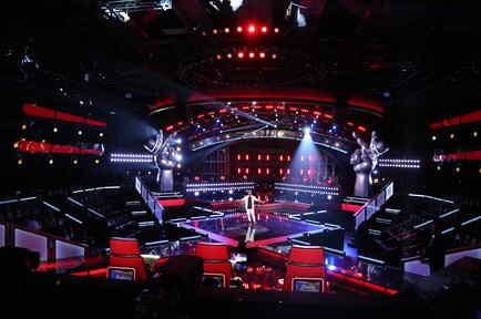 Jorge Bernal comienza esta tarde ensayos previos a la semifinal de La Voz kids
