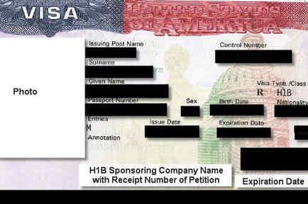 Visa estadounidense tipo H1B