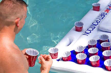 Productos que no pueden faltar en tu pool party