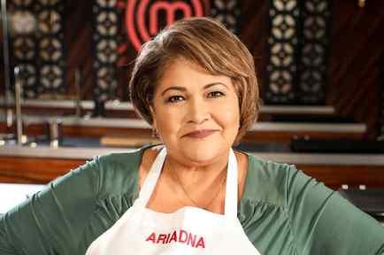 Ariadna en MasterChef Latino