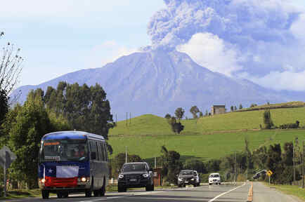 volcan cabulco chile erupcion
