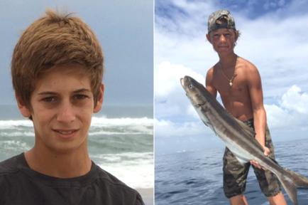 Pescadores desaparecidos