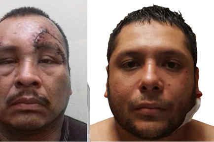 Presuntos secuestradores de Alan Pulido