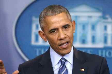 Obama en conferencia de prensa
