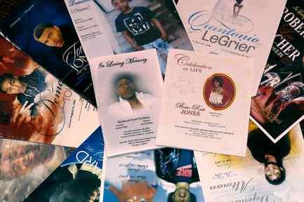 Algunos de las víctimas de la violencia en Chicago este año