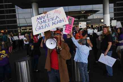 Protestas en Los Angeles