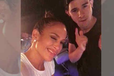 Jennifer Lopez & Skrillex